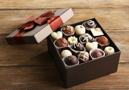 Why I Always Have a Box of Chocolates in My Cupboard